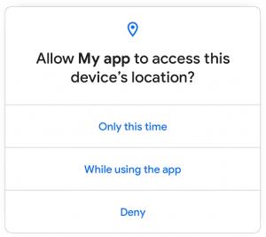 location-permission
