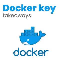 Docker Key Takeaways in Chennai